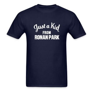 Just a Kid from Ronan Park - Men's T-Shirt