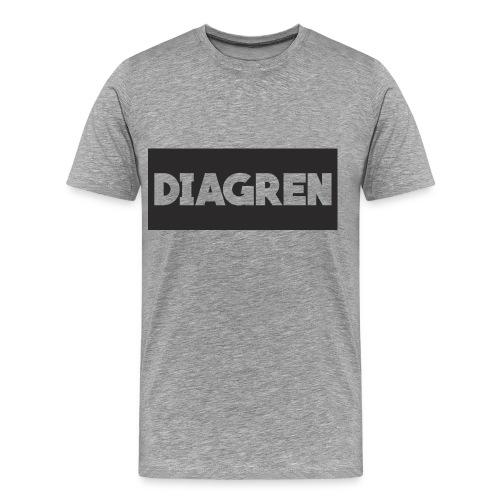 Diagren Men Premium Tee - Men's Premium T-Shirt