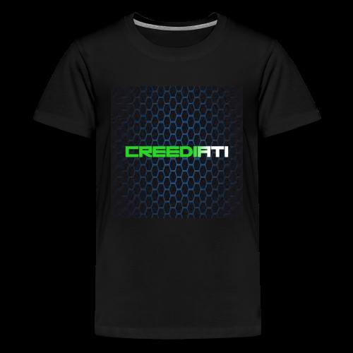 Creediati Logo Vinyl T-Shirt (boys) - Kids' Premium T-Shirt