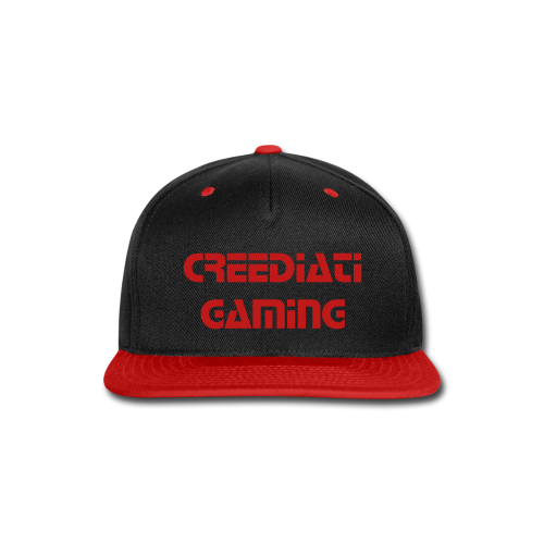 Creediati Snap Back - Snap-back Baseball Cap