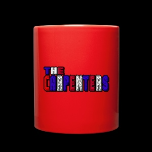 Carpenters logo mug - Full Color Mug