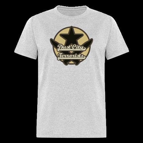 Dust City Terrorists - Men's T-Shirt