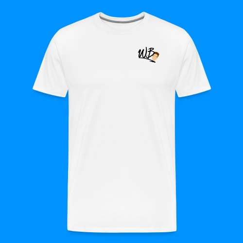 WB Logo - Men's Premium T-Shirt