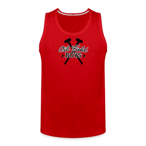 Oil Field Boys Muscle Shirt - Men's Premium Tank