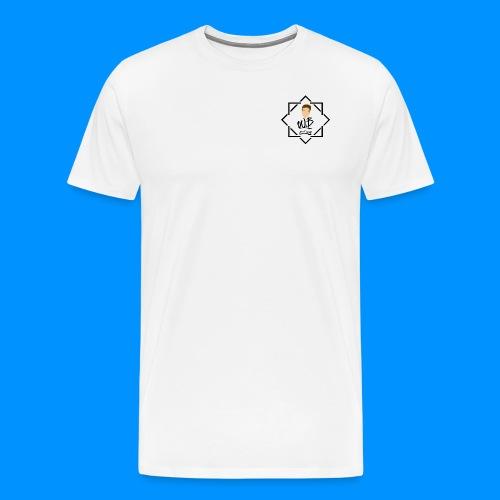 WB V2 Logo - Men's Premium T-Shirt