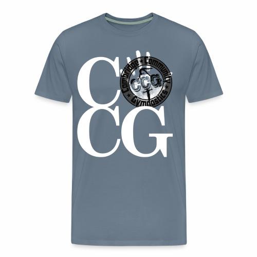 CCG Gymnastics - Men's Premium T-Shirt