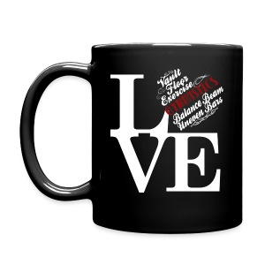 Love Gymnastics - Full Color Mug