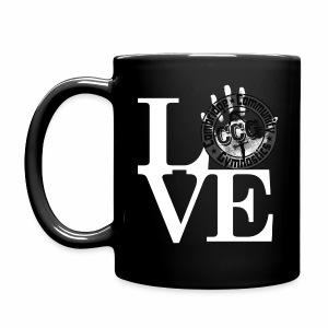 Love CCG Gymnastics - Full Color Mug