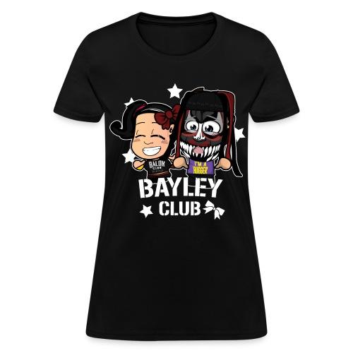 Club (Female) - Women's T-Shirt