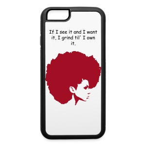 Own It Case - iPhone 6/6s Rubber Case