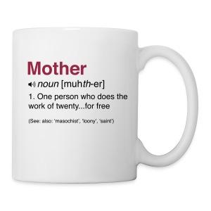 Mother Definition - Mug - Coffee/Tea Mug