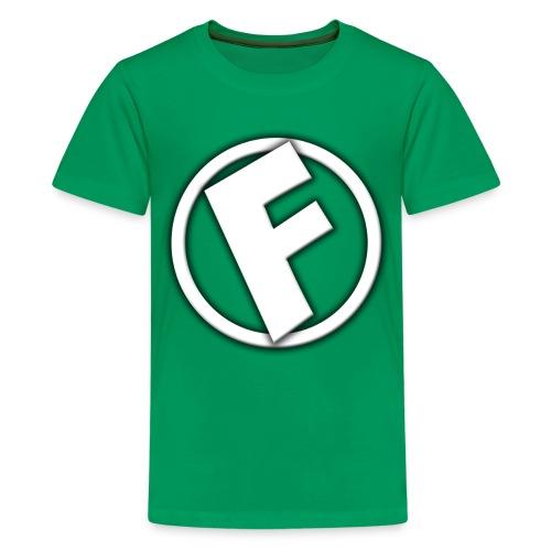 Kids' DaBlueEyedFox Premium T-Shirt - Kids' Premium T-Shirt