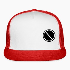 Red Trainer Cap