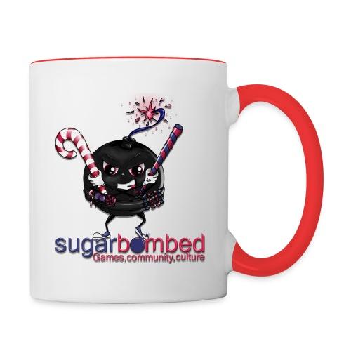 Bomby Mug - Contrast Coffee Mug