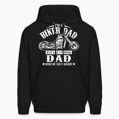 Biker Dad Hoodies