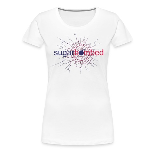 Woman's SB Simple Color Logo T-Shirt - Women's Premium T-Shirt