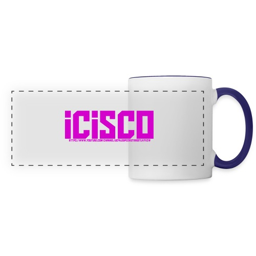 iCisco Mug [Pink] - Panoramic Mug