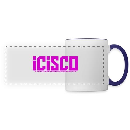 iCisco Mug [Pink] - Panoramic Mug