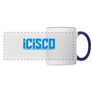 iCisco Mug [Blue] - Panoramic Mug