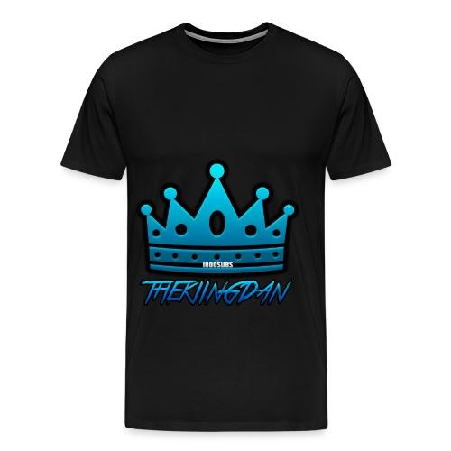 TheKiiNGDan - 1000 Subscriber Shirt - Men's Premium T-Shirt