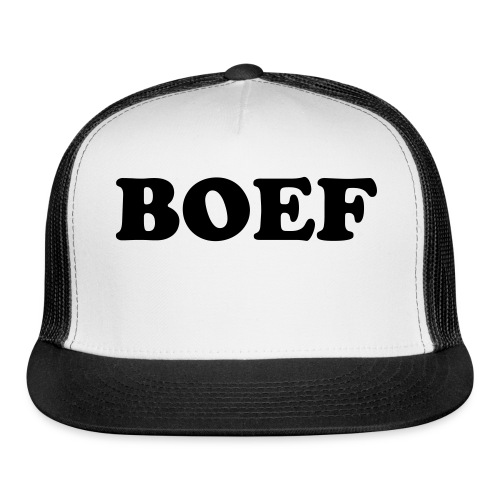 BOEF shirt - Trucker Cap
