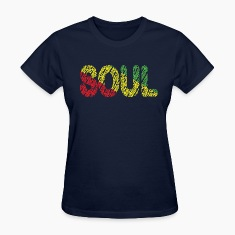 Soul Red Gold Green