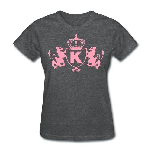 Royal K - Women's T-Shirt