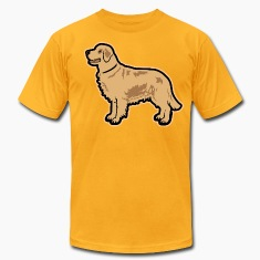 DOGS - Golden Retriever Breed T-Shirts