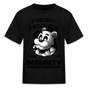 Security Kids Tee - Kids' T-Shirt