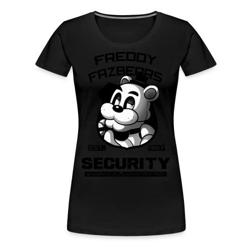 Security Womens Premium Tee - Women's Premium T-Shirt