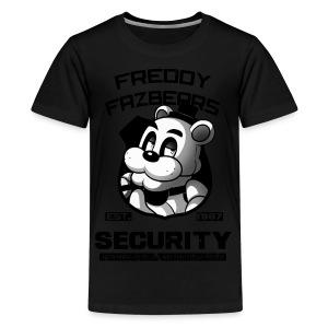 Security Kids Premium Tee - Kids' Premium T-Shirt