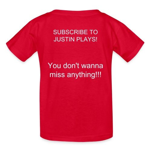SUBSCRIBE - Kids' T-Shirt
