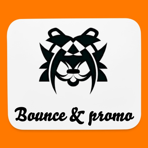 Mouse pad Bounce and Promo edition - Mouse pad Horizontal