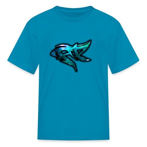 FrostPlayzHD Blue T-Shirt - Kids' T-Shirt