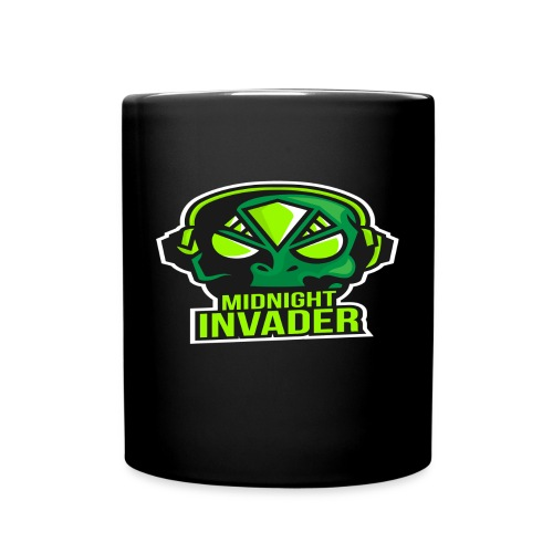 midnightinvader mug - Full Color Mug