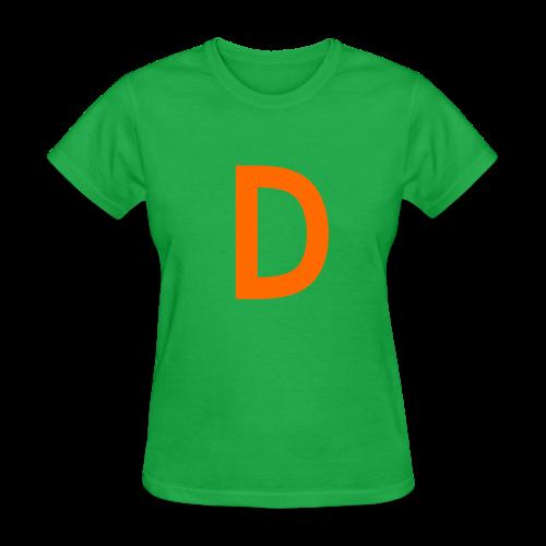 Dlanor's Shirt - Women's T-Shirt