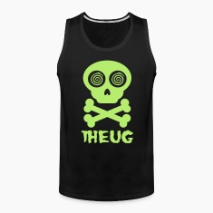 The Urban Geek Skull Tank Top