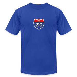 BQE 210 Limited Edition T Shirt!  - Men's Fine Jersey T-Shirt