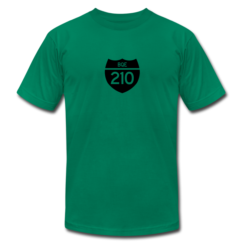 BQE 210 Limited Edition T Shirt!  - Men's T-Shirt by American Apparel