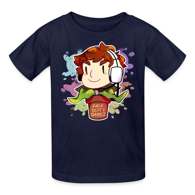 Plant Sticker (Kid's) - Kids' T-Shirt