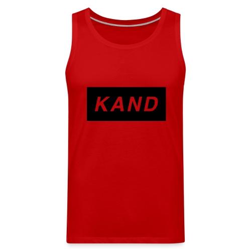 Kand Tank 2 - Men's Premium Tank