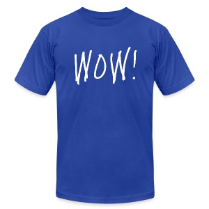 WOW! - Men's Fine Jersey T-Shirt