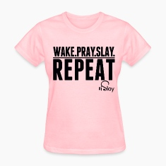 iSlay Repeat Women's T-Shirts