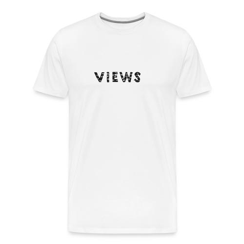 Views Album T Shirt - Drake - Men's Premium T-Shirt