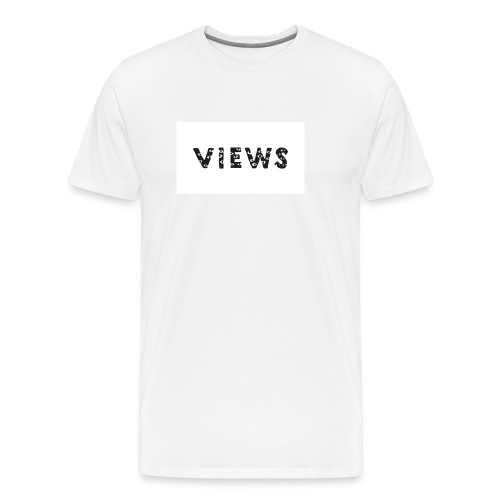 Views Album T Shirt - Drake - Men's Premium T-Shirt