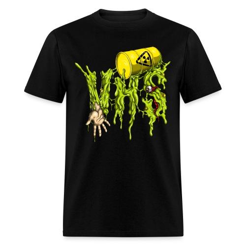 VHS-Radioactive Logo T-Shirt - Men's T-Shirt