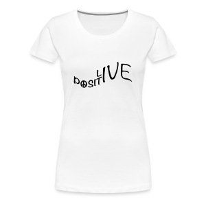 LivePositive - Women's Premium T-Shirt