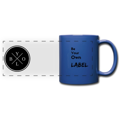 Full Color Mug BYOL - Full Color Panoramic Mug