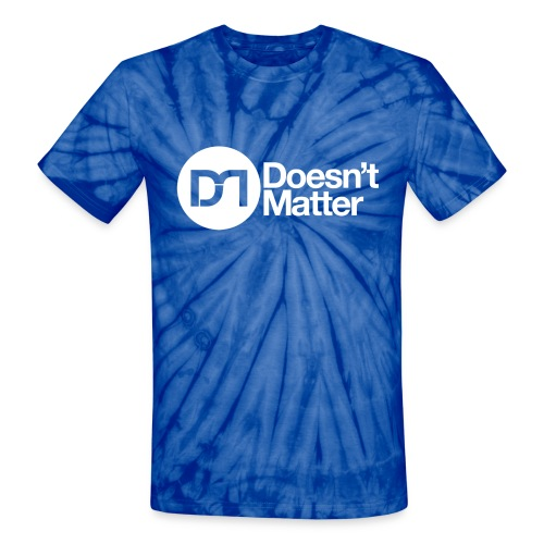 DM Unisex Tie Dye T-Shirt - Unisex Tie Dye T-Shirt