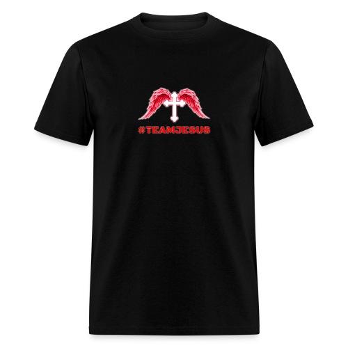 TEAMJESUS RED MEN - Men's T-Shirt